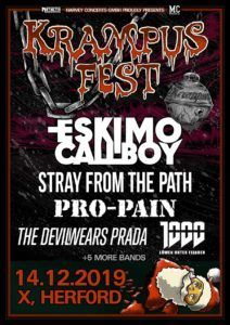 14-12-2019 Krampus Fest 2019 | X-Herford