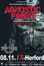 08-11-2019 Agnostic Front & The Take & Coldside | X-Herford