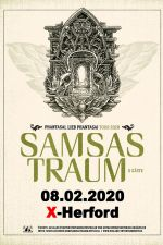 08-02-2020 Samsas Traum - Phantasai, lieb Phantasai Tour | X-Herford