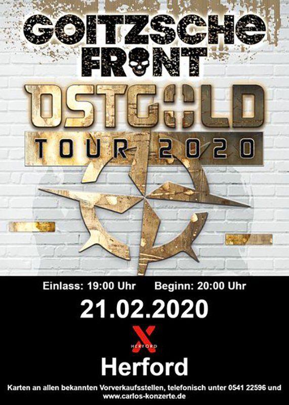 21-02-2020 Goitzsche Front | X-Herford