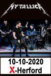 10-10-2020 Mytallica - Best of Metallica live in Herford | X-Herford