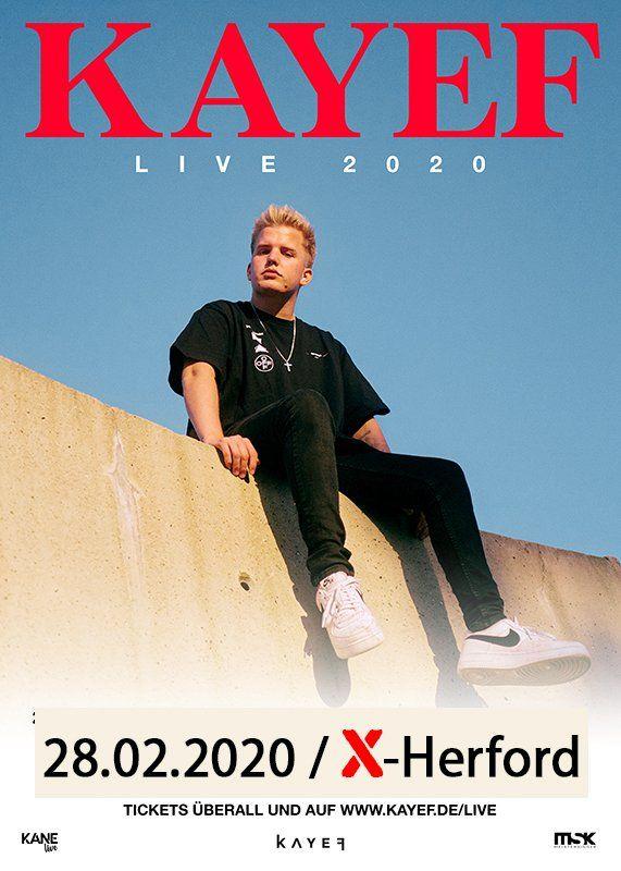 28-02-2020 KAYEF LIVE 2020 | X-Herford