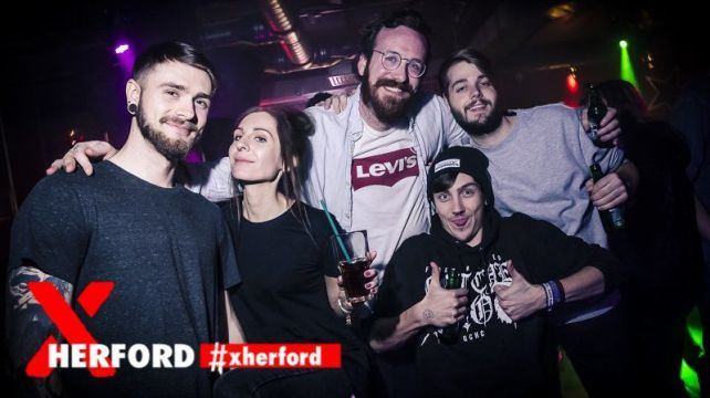 23-11-2019 New Lime Night with GOA-Church | X-Herford