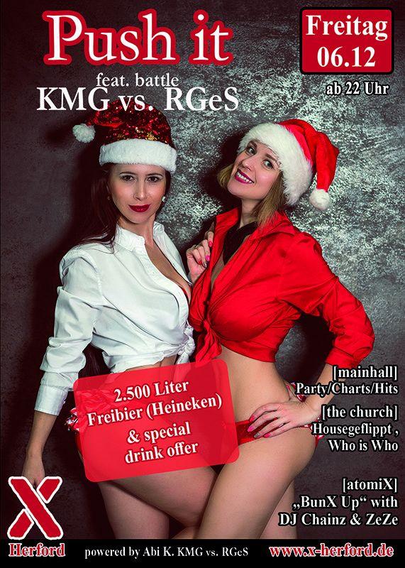 06-12-2019 Push it – KMG vs. RBG | X-Herford