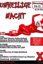 24-12-2019 Unheilige Nacht - Heiligabend | X-Herford
