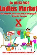 08-03-2020 Ladies Market @ X-Herford