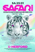 25-01-2020 SAFARI 2020 Vol-1 | X-Herford