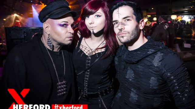 15-02-2020 Dark Society | X-Herford