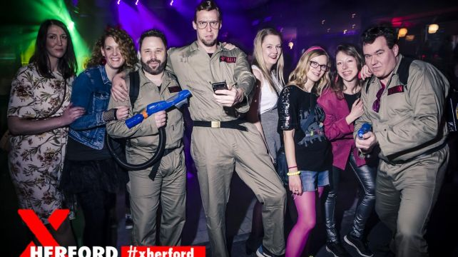 08-02-2020 Welcome to the 80's Vol. 2 | X-Herford