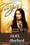14-03-2021 Tarja - Raw Tour 2021 | X-Herford
