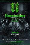 01-10-2021 Unantastbar - Wellenbrecher Tour 2020   Herford