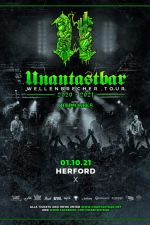 01-10-2021 Unantastbar - Wellenbrecher Tour 2020 | Herford