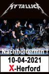 10-04-2021 Mytallica - Best of Metallica live in Herford   X-Herford