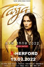 13-03-2022 Tarja - Raw Tour 2022 | X-Herford