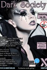 2021-10-16 Dark Society | X-Herford