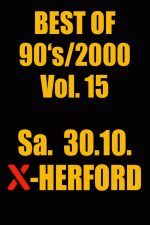 2021-10-30 Best of 90's/2000 Vol.15 | X-Herford