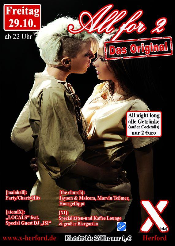 29-10-2021 All for 2 - das Original   X-Herford