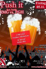 05-11-2021 Push it feat. Battle KMG vs. FGH   X-Herford