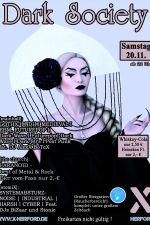 20-11-2021 Dark Society | X-Herford
