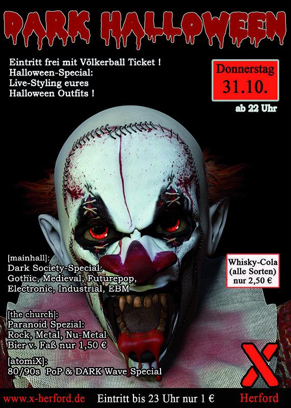 31-10-2019 Dark Halloween