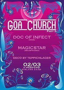02-03-2019 GOA-Church Part 3 auf der New Lime Night