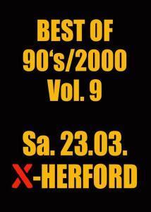 23-03-2019 Best Of 90's / 2000 Vol. 9