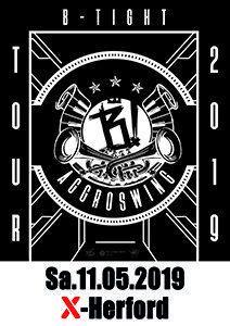 11-05-2019 B-Tight - Aggroswing Tour 2019