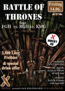 14-06-2019 Battle of Thrones