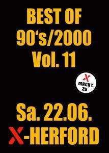 22-06-2019 Best of 90's / 2000 Vol. 11