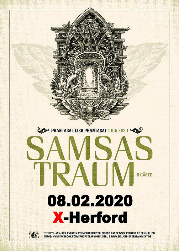 08-02-2020 Samsas Traum