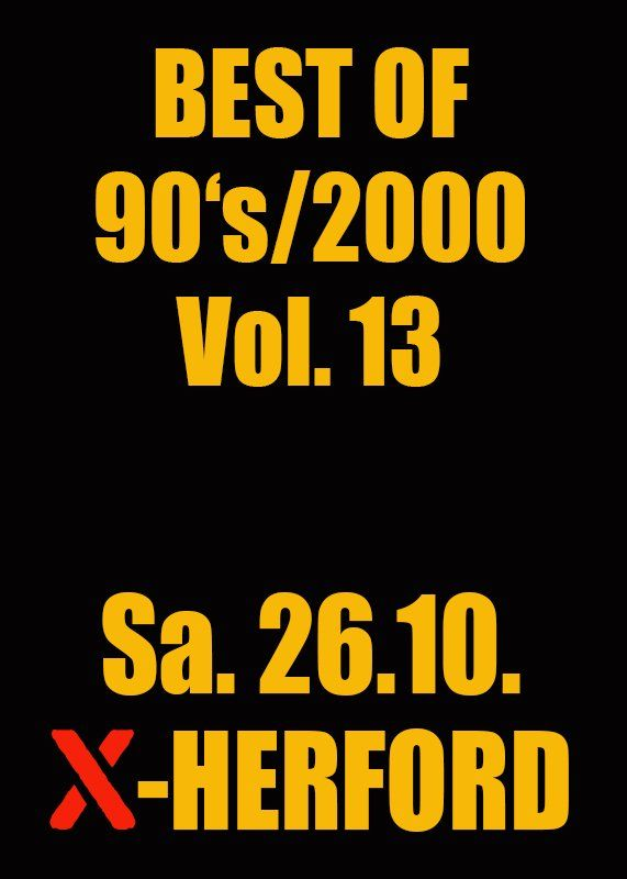 Best of 90s/2000 Vol.13