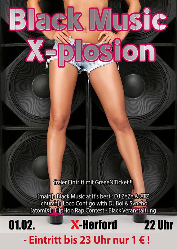 01-02-2020 Black Music X-plosion