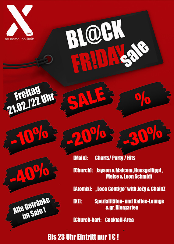 21-02-2020 Black Friday Sale