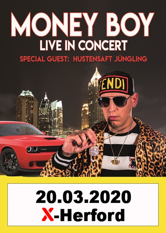 20-03-2020 Moneyboy