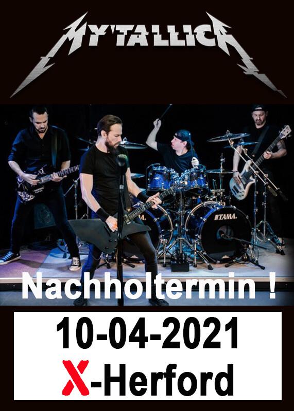 10-04-2021 Mytallica