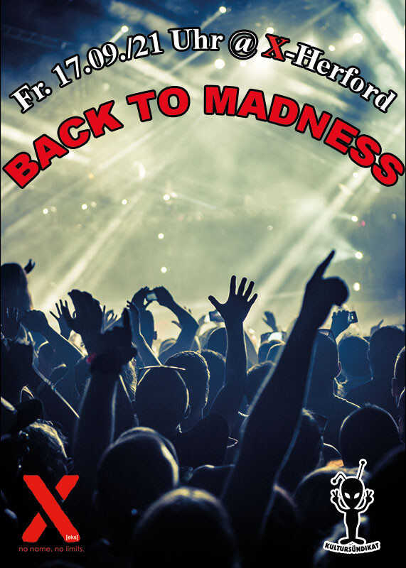 Back to Madness