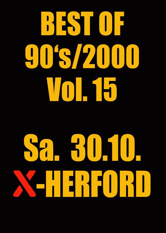 Best of 90's/2000 Vol.15